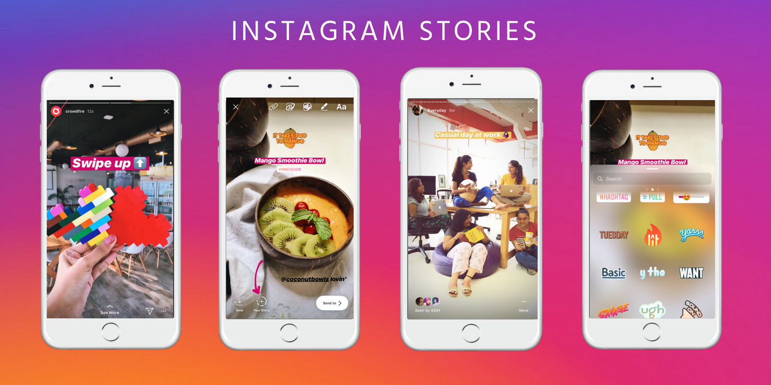 Download Stories from Instagram
